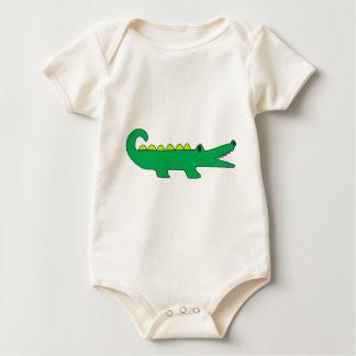Body Para Bebê Praia náutica do marinho moderno formal do verde