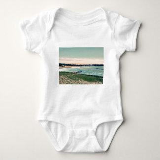 Body Para Bebê Praia Newquay de Great Western