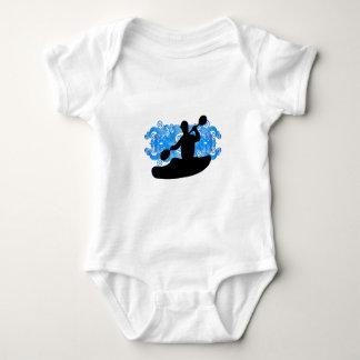 Body Para Bebê Precipitação do caiaque