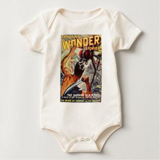 Body Para Bebê precisa um Swatter de mosca