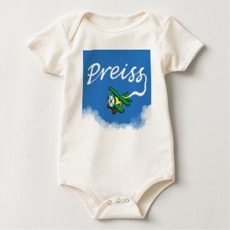 Body Para Bebê Preiss