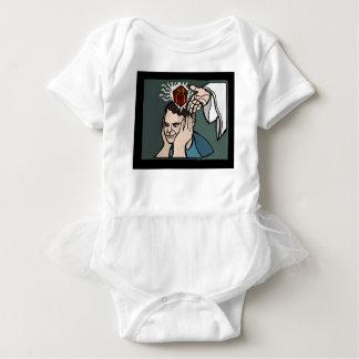 Body Para Bebê Presente da inspiração e do progresso