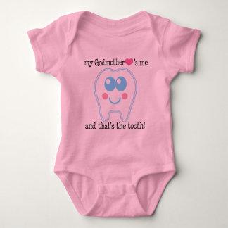 Body Para Bebê Presente da madrinha