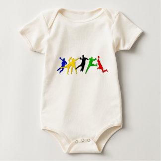 Body Para Bebê Presentes do handball para bebês - creeper do