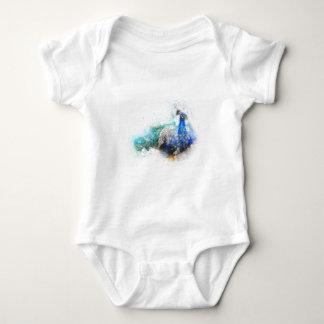Body Para Bebê Presentes do pavão