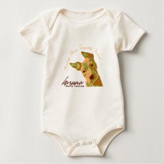 Body Para Bebê pressão orgânica t do bebê do salvamento da
