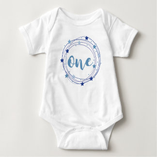 Body Para Bebê Primeiro aniversario para o bebé