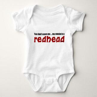 Body Para Bebê Primo do Redhead