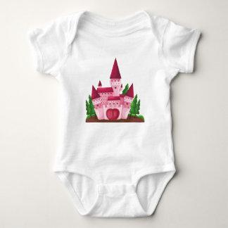 Body Para Bebê Princesa do castelo