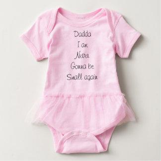 Body Para Bebê Princesa pequena