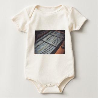 Body Para Bebê Pro estúdio do áudio da música do console do