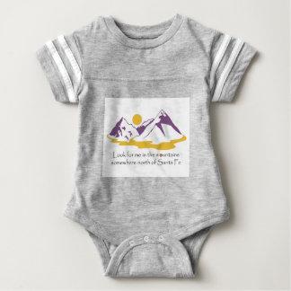 Body Para Bebê Procure-me nas montanhas