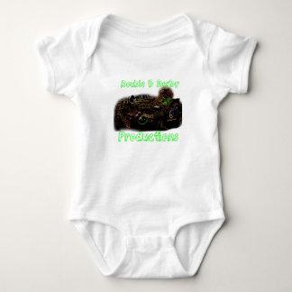 Body Para Bebê Produções dobro de B Derby