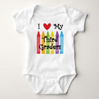 Body Para Bebê Professor terceiro grau