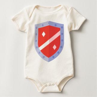 Body Para Bebê Protetor da defesa