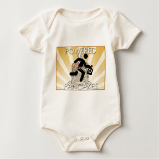 Body Para Bebê Psto por panquecas (poder do hygge!)