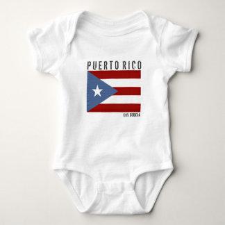 Body Para Bebê Puerto Rico Boricua