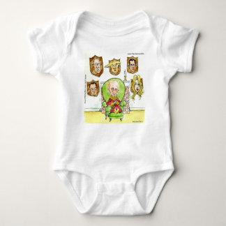 Body Para Bebê Putin o caçador obtem não meu presidente Trunfo