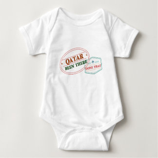 Body Para Bebê Qatar feito lá isso