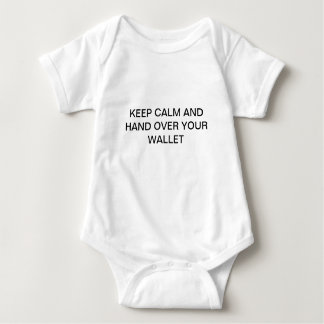 Body Para Bebê Quando todo seu bebê se importa aproximadamente