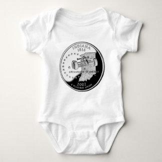 Body Para Bebê Quarto do estado de Indiana
