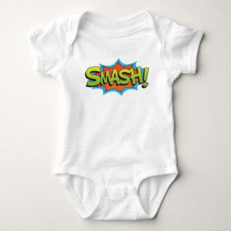 Body Para Bebê Quebra cómica!