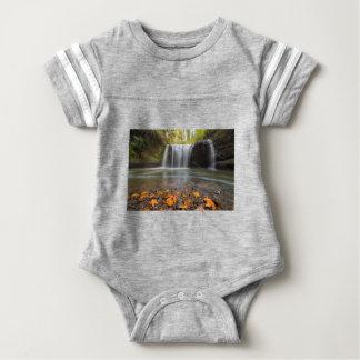 Body Para Bebê Quedas escondidas no Outono de Clackamas Oregon