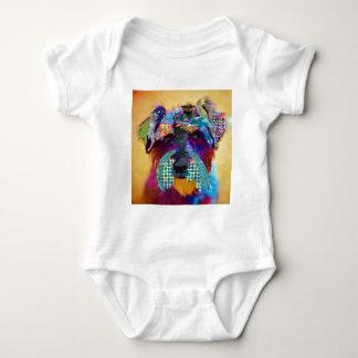 Body Para Bebê Quem não ama schanuzer?
