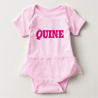 Body Para Bebê Quine (menina) Babygrow - Doric