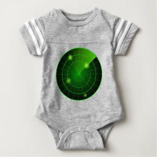 Body Para Bebê Radar