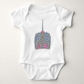 Body Para Bebê Rádio de Spektrum RC do proxeneta do brilho