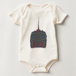 Body Para Bebê Rádio Matte de Spektrum RC
