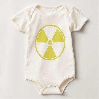 Body Para Bebê Radioativo
