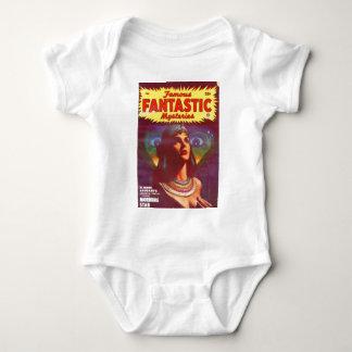 Body Para Bebê Rainha egípcia pensativa