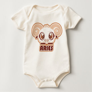 Body Para Bebê Ram do Aries