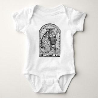 """Body Para Bebê Ramses III com """"o rei pequeno """""""