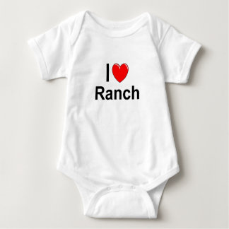 Body Para Bebê Rancho