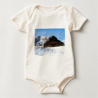 Body Para Bebê Rancho de Haynes, Osoyoos BC Canadá