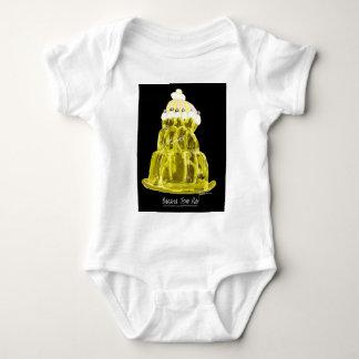 Body Para Bebê rato do jello da banana dos fernandes tony