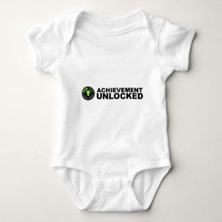 Body Para Bebê Realização destravada