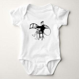 Body Para Bebê Realizador de cinema