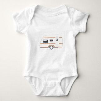 Body Para Bebê Reboque de campista Van de acampamento