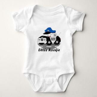 Body Para Bebê Recruta pequeno