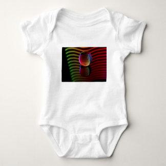 Body Para Bebê Reflexões na bola de cristal