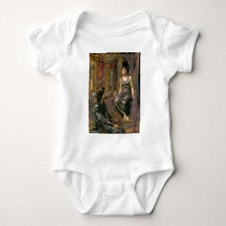 Body Para Bebê Rei Cophetua e empregada doméstica de Edward - de