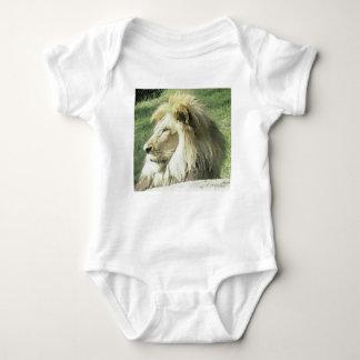 Body Para Bebê Rei de animais