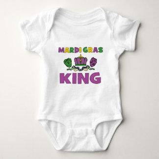 Body Para Bebê Rei do carnaval