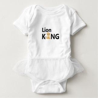 Body Para Bebê rei do leão