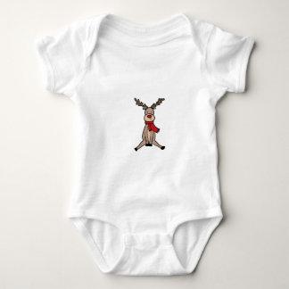 Body Para Bebê RENA BONITO, Rudolph