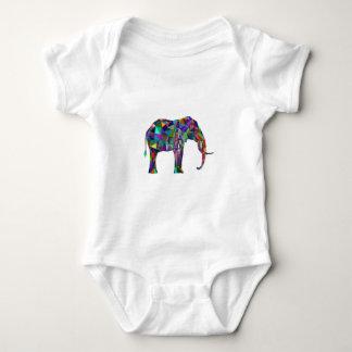 Body Para Bebê Renascimento do elefante